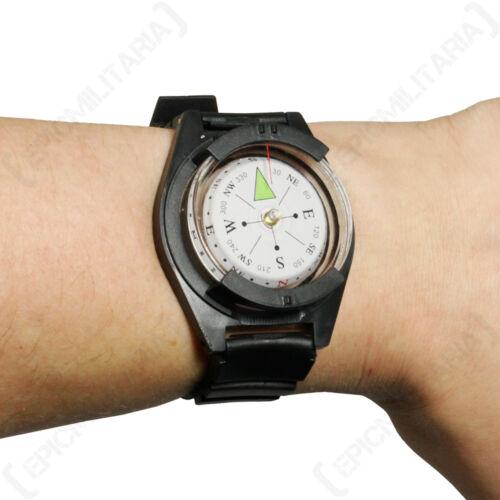 Mini Handgelenk Kompass für Uhrband im Freien