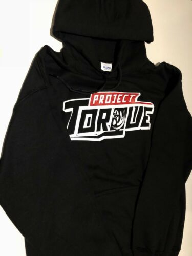 XXL New Style Project Torque Hoodie