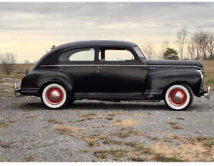 1941 Plymouth RoadKing Special 2 door sedan