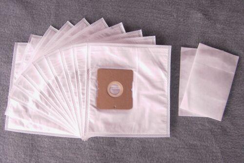 10 Staubsaugerbeutel für OK OVC 205 2 Filter Staubbeutel Filtertüten