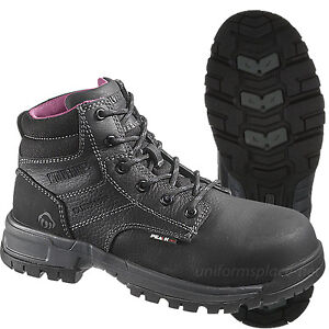 231acf09e2e Details about Wolverine Work Boots Womens Piper Peak Waterproof 6