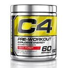 Cellucor C4 Extreme Pre Workout Fruit Punch 60 Servings