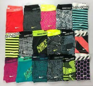 Women-039-s-Nike-Pro-3-0-Spandex-Shorts