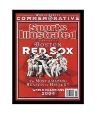Hobby Frames Magazine Display Frame Fits Sports Illustrated - BLACK - REAL WOOD