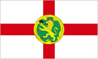 3' x 2' Alderney Flag Channel Islands Flags UK Flags Banner