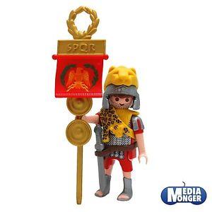 playmobil-Roemer-Figur-Aquilifer-Standartentraeger-Legionaer-Soldat