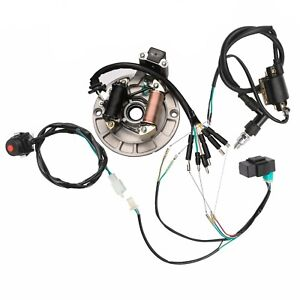 Details about 125CC ENGINE WIRING HARNESS SETS For Honda CRF50 SDG on
