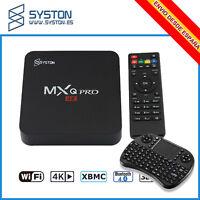 Tv Box MXQ PRO 4K Android 6.0 S905X Quad Core 1G/2G RAM 8G ROM Kodi17.1  HDMI