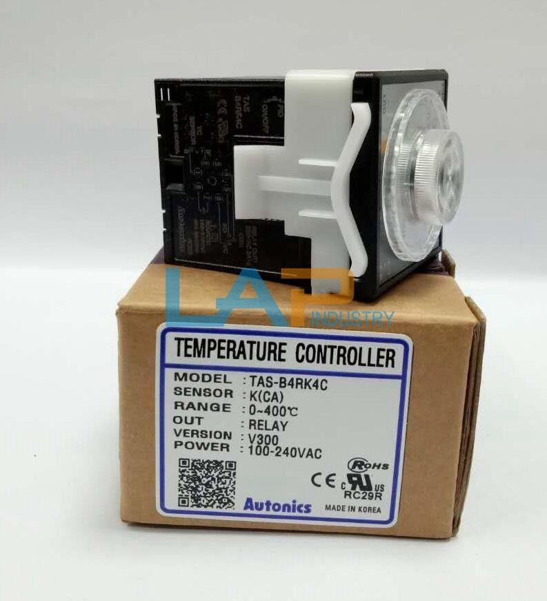 New IN BOX For AUTONICS Temperature Controller TOS-B4RK4C