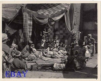 Sexy harem girl Ben Hur 1926 VINTAGE Photo