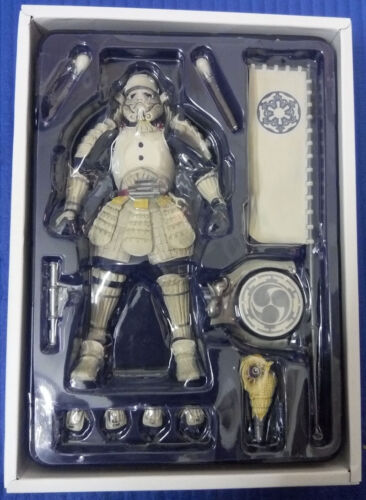 "Star Wars Movie Realization  Japanese Samurai  Action Figure 7/""New"