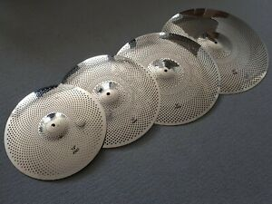 Quiet-Silent-Cymbal-Pack-FREE-SHIPPING