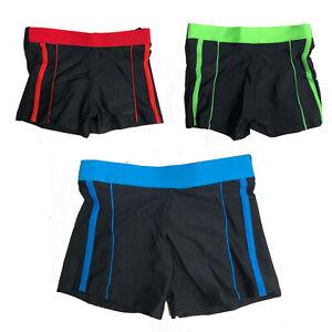 Ragazzi-Bambini-nuoto-pantaloncini-tronchi-di-nuoto-Surf-Quick-Dry-Estate-Spiaggia