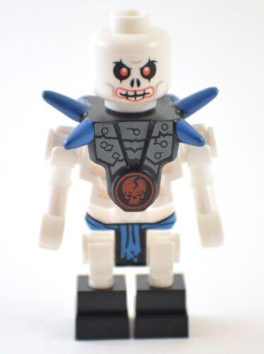 KRAZI Minifigure NEW 2116 2260 LEGO® NINJAGO™ Skulkin of Lightning