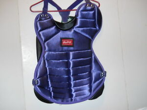 RAWLINGS-ADULT-CHEST-PROTECTOR-MODEL-RCP-PURPLE-BLACK