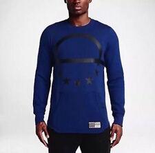fae995380628 item 2 Nike Air Pivot V3 Crew Men s Basketball Sweatshirt Dark Blue Size XL  728277-455 -Nike Air Pivot V3 Crew Men s Basketball Sweatshirt Dark Blue Size  XL ...