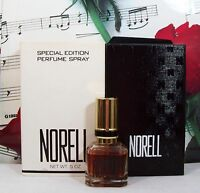 Norell Perfume Spray 0.5 Oz. Original By Norell Perfumes Inc. 80's