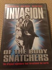 Invasion of the Body Snatchers   DVD  Classic