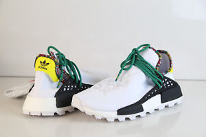 new styles 2c3d0 92895 Details about Adidas Pharrell Williams PW HU NMD Inspiration Pack Solar  White EE7583 9-12