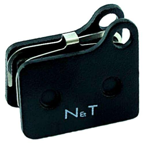 N/&T Shimano Deore BR M555 M556 C901 Nexave Semi Ceramic Sintered Disc Brake Pads