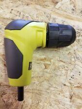 Ryobi Right Angle Drill Attachment 12 In To 38 In A10raa1
