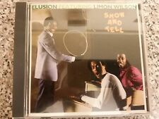 elusion show and tell (with OBI strip Atlantic- WQCP-852 Remastered, SHM-CD )