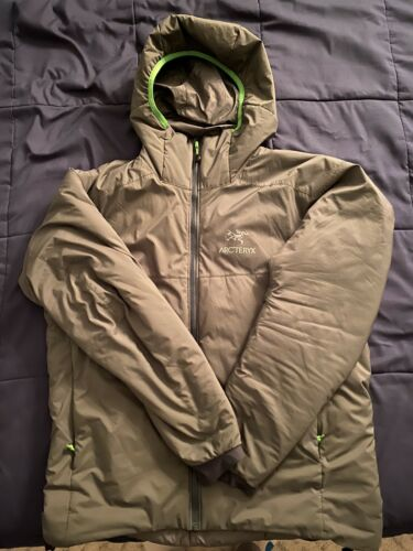 Arcteryx Atom AR Hoodie Jacket Large