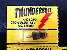New THUNDER BOLT Glow Plug--6 Pack