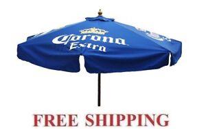 Image Is Loading Corona Extra 7 Foot Beer Patio Umbrella Market