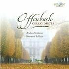 Jacques Offenbach - Offenbach: Cello Duets (2014)