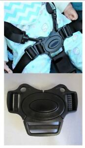 BABY TREND Expedition Child Stroller Buckle Harness Clip Replacement Part Safety
