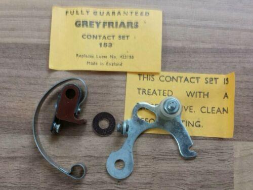 Il cucciolo di Edimburgo LUCAS 423153 punti di contatto Set Ford Anglia Consul Zephyr popolari