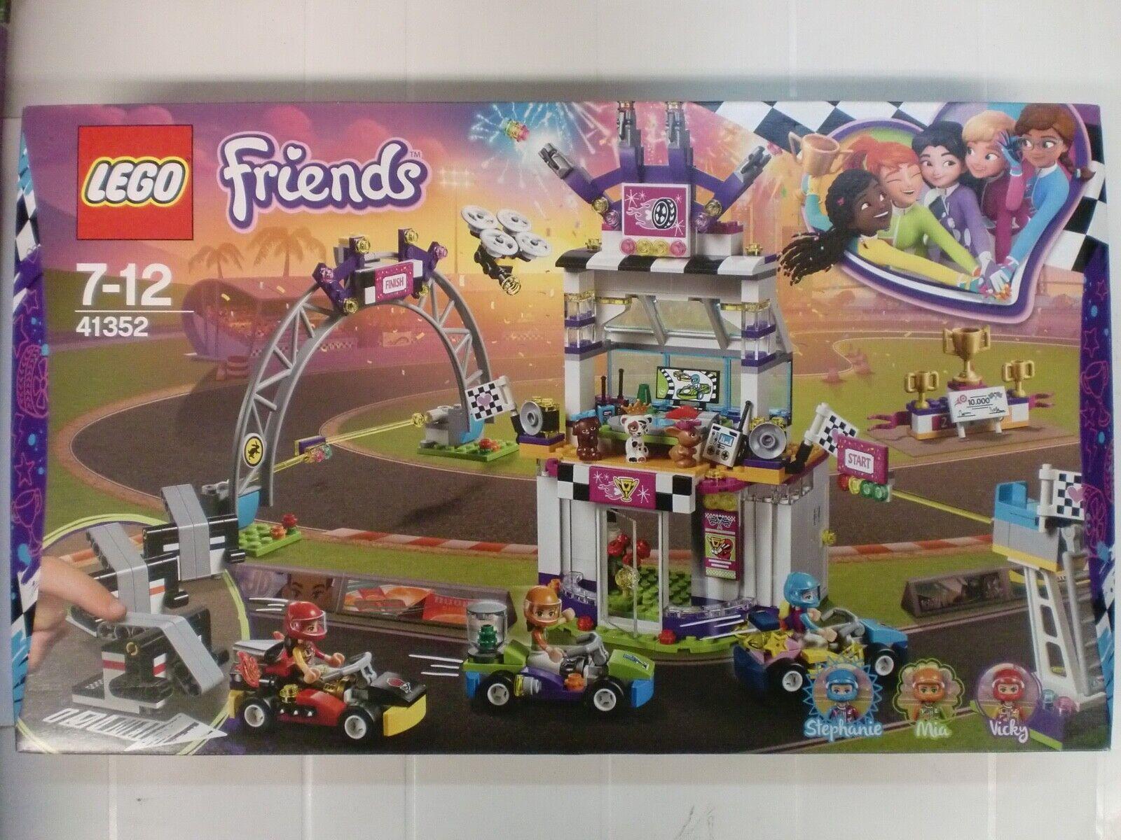 LEGO 41352 - LA GRANDE CORSA AL GO-KART - serie FRIENDS