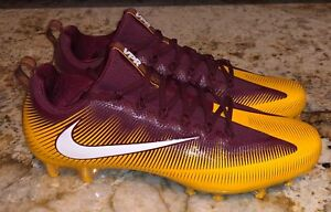 Td White Vapor Mens Gold Nike Football 5 Cleats Untouchable 13 Pro Low Maroon vOym0wN8n