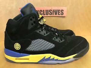 b82c71bb2008f6 Nike Air Jordan 5 Retro V 2013 Shanghai Shen 136027-089 Size 10.5 ...