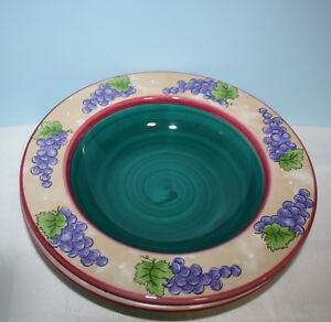2-Essex-Collection-Tutti-Frutti-Raul-Da-Bernarda-Portugal-GRAPES-Wide-Rim-Bowls
