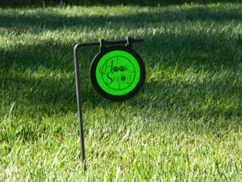 "Rubber Shooting Target 5/"" Round"
