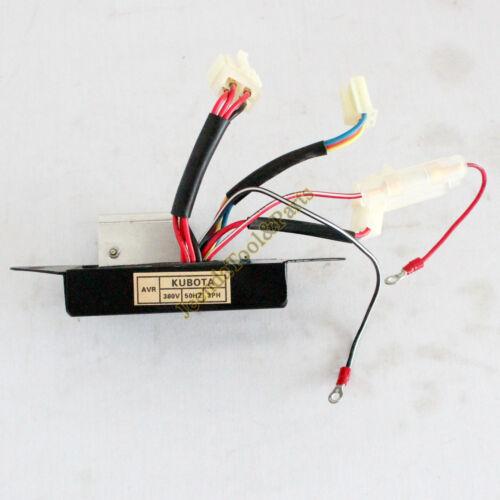 Automatic Voltage Regulator AVR For KUBOTA J310 J312 J315 J320 J324 Generator