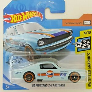 Oskr-Hot-Wheels-2020-Speed-Graphics-4-10-Ford-Mustang-Fastback-68-azul-OVP-1-64