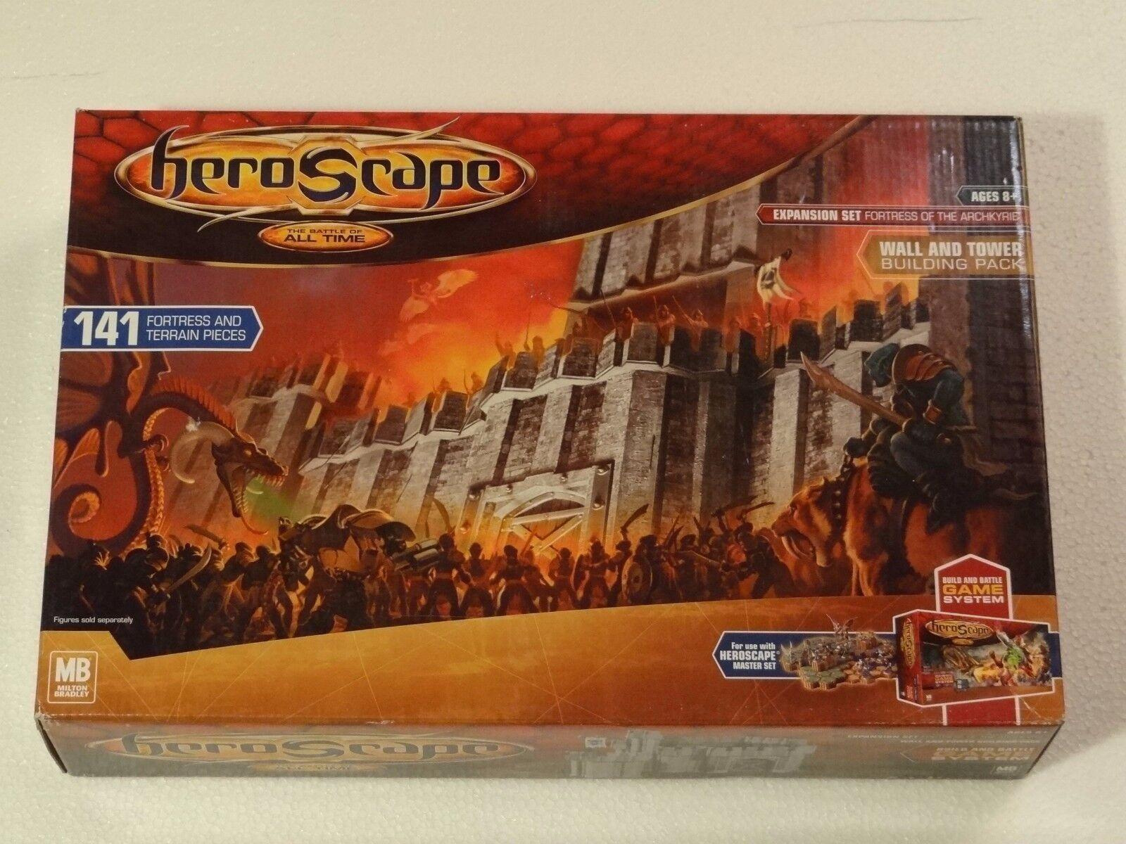 Heroscape - fästningen av Archkyria Terrain Expansion - NY