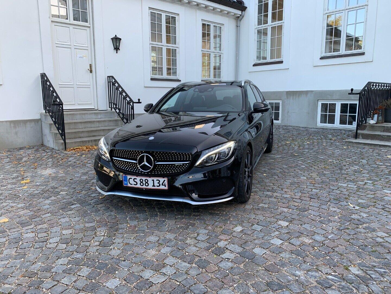 Mercedes C43 3,0 AMG stc. aut. 4-M 5d