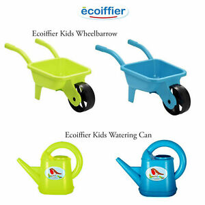 Ecoiffier-Kids-Childrens-Toddlers-Gardening-Beach-Wheelbarrow-OR-Watering-Can