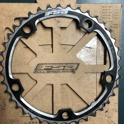FSA SUPER PRO ROAD Chainring 39T new 130BCD 10 Speed Road Bike