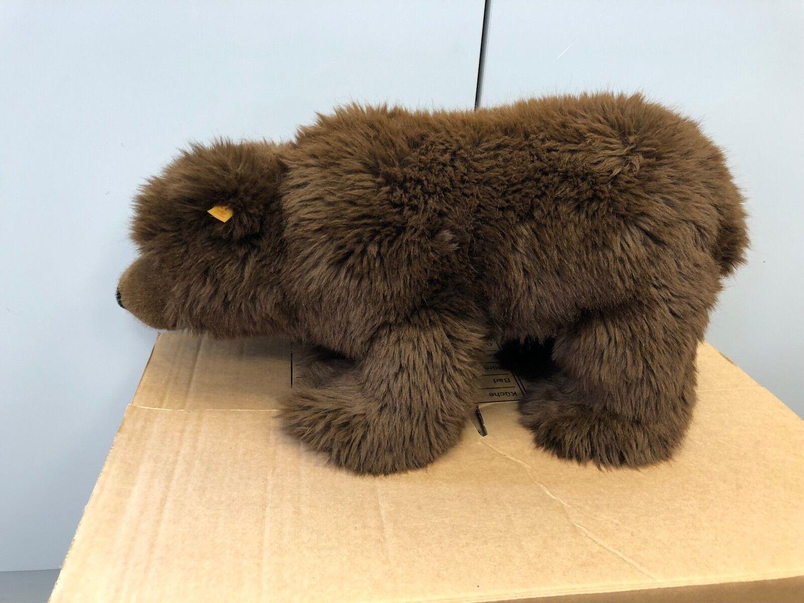 Steiff Animal 069734 Teddy Bear Petz 55 Cm. Top Condition
