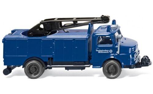 Wiking THW - 1:87 #069321 MB L 1413 Rüstwagen