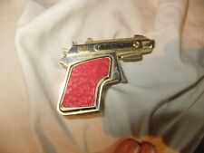 JAMES BOND : RARE VINTAGE 007 GOLDEN GUN TAPE MEASURE 1960,S