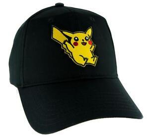 Image is loading Pikachu-Pokemon-Go-Hat-Baseball-Cap-Alternative-Clothing- 0f4b613dd422
