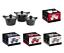 3pc-Caia-Non-Stick-Die-Cast-Cooking-Pot-Casserole-Dish-Pan-Stockpot-Cookware-Set thumbnail 1