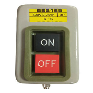 Start-Stop-Push-Button-Switch-500V-On-OFF-Momentary-Switch-Wide-USE