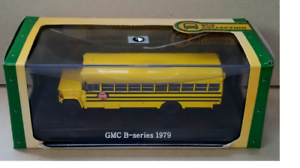 DIE-CAST-SCHOOL-BUS-GMC-B-SERIES-1979-SCALA-1-72-EDITIONS-ATLAS-138